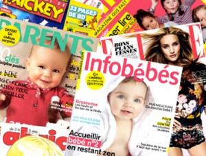 Vente privée abonnements magazine bébé mai 2013 sur bebeboutik.com