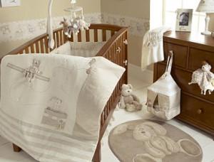 Vente privée chambre bébé Mamas and Papas sur bebeboutik.com