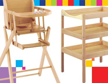 Vente privée mobilier bébé ptitom mai 2013 sur bebeboutik.com