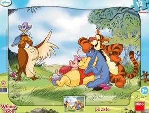 Vente privée Disney puzzle sur bebeboutik.com