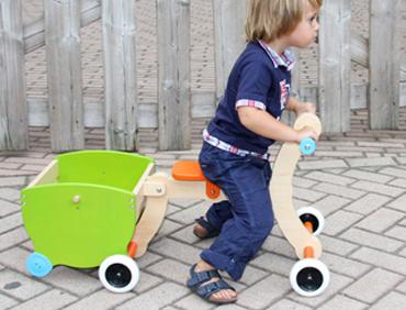 Vente privée jouets bois évolutifs Mishi Design mai 2013 sur bebeboutik.com