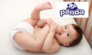 Vente privée couches Panda mai 2013 sur couffin privé