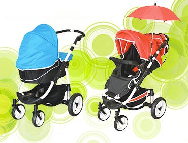 Vente privée poussette BabyGo mai 2013 sur bebe boutik