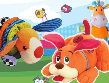 Vente privée jeux d'éveil Bondigo mai 2013 sur bebeboutik