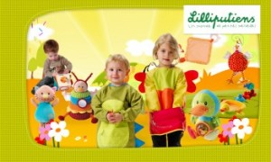 Vente privée jouets Lilliputiens juin 2013 sur couffin privé